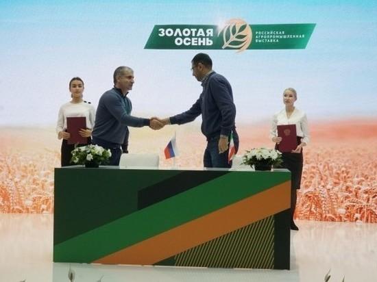 Дагестанские предприятия заключили контракты на 2 млрд рублей