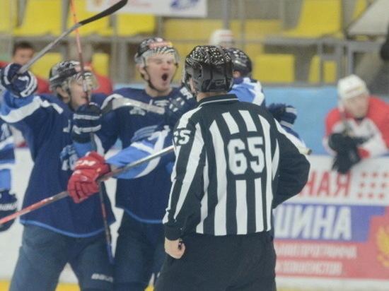 Воронежский «Буран» одержал вторую победу подряд