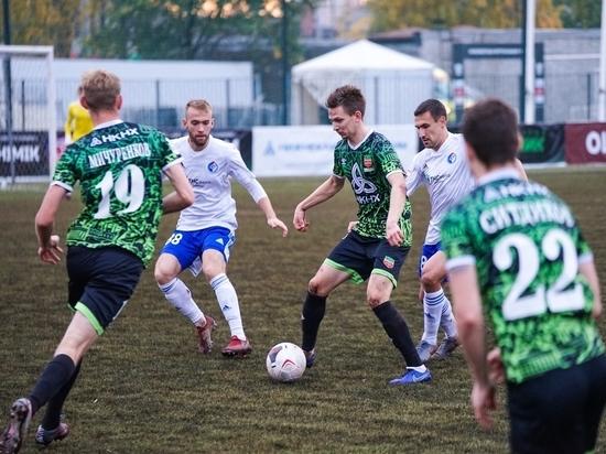 Воронежский «Факел» опустился на последнее место в турнире ФНЛ