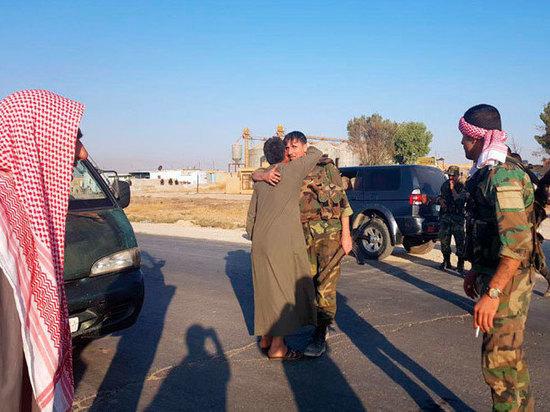 Турецкое наступление в Сирии: Башар Асад встал на защиту курдов
