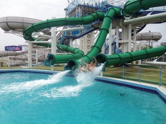 Волгоградцы выступили за строительство новой зоны отдыха с аквапарком