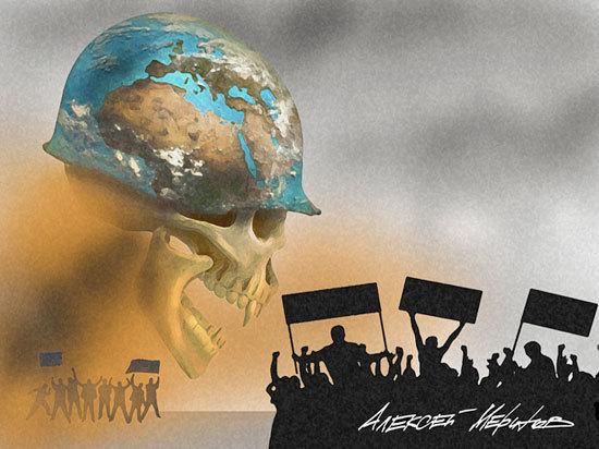 Правда Греты Тунберг: молодые отвергают «звериный оскал капитализма»