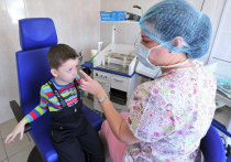 Фонд ОМС объяснил программы детской дипансеризации