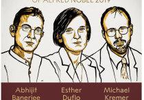 Нобелевскую премию по экономике впервые получила супружеская пара