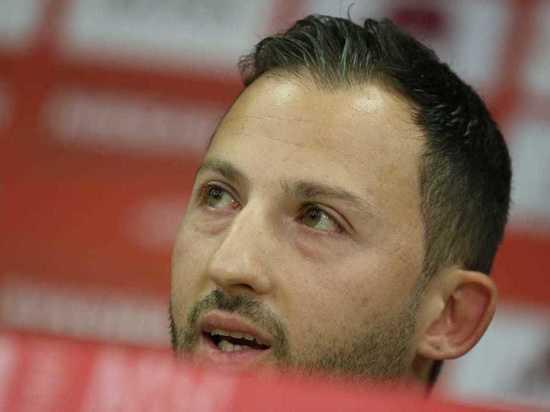 Доменико Тедеско заявил, что в его штабе не будет российских тренеров