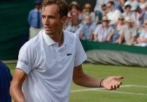 Звезда тенниса Даниил Медведев привезет на Кубок Кремля шанхайский трофей
