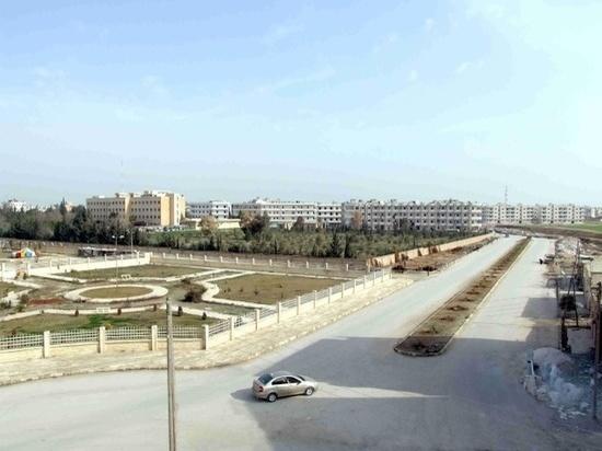 Армия Сирии вошла в Манбидж