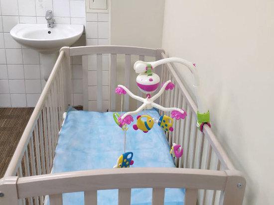 В «Домодедово» объяснили, как будет работать детская комната для сна