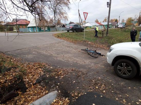 В Тамбовской области под колеса иномарки попала школьница