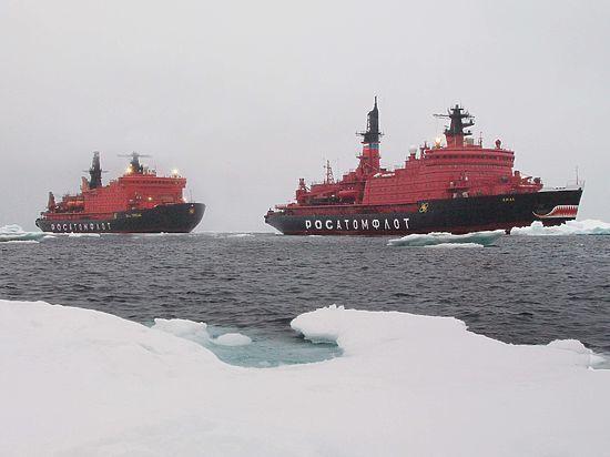 В Европе возмутились попытками США лишить Россию Северного морского пути