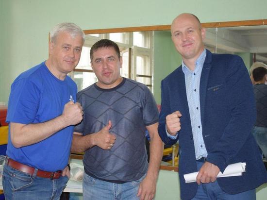 Омский Регоператор взял под свое крыло детскую спортивную школу