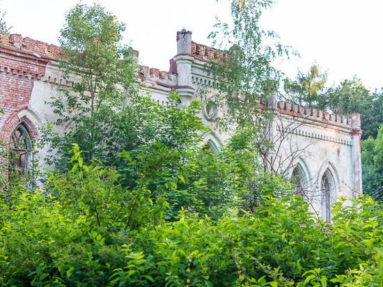 Тульская заброшка признана одной из самых живописных в стране