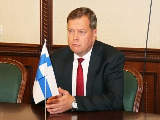 Власти Финляндии меняют своего консула в Петрозаводске