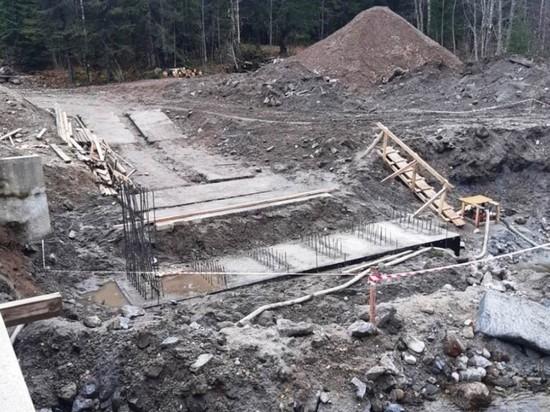Три новых моста возведут на карельской трассе