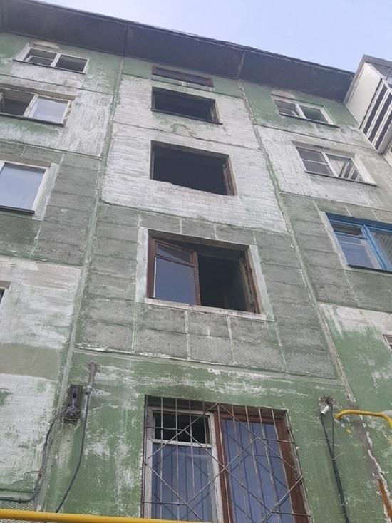 Мэрию Барнаула проверят на причастность к пожару в жилом доме