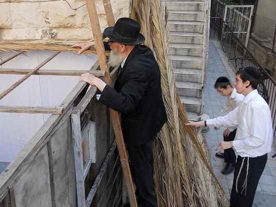 Суккот 2019: почему еврейский праздник принято проводить в шалаше