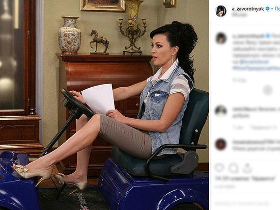 Родные Заворотнюк впервые прокомментировали лечение актрисы