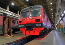 В Перми начнут ремонтировать поезда «Ласточка»