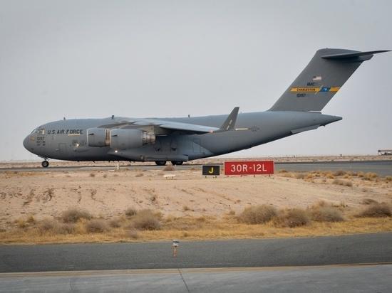 Армия США оставила базу в сирийской провинции Алеппо