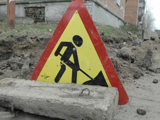 Аварийную дорогу привели в порядок в Шахунье Нижегородской области
