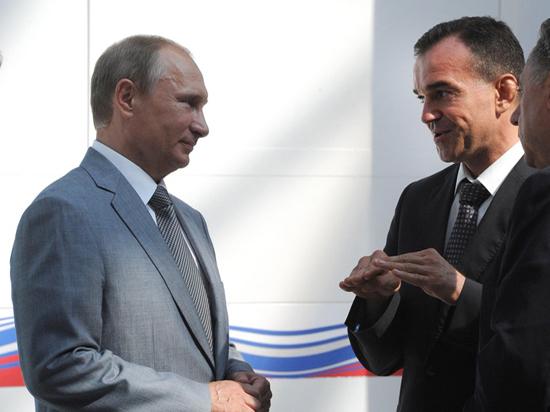 Кондратьев обрушил рейтинг Путина в крае до рекордно низкой отметки