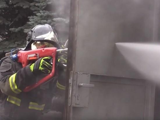 «Кобра» поможет тушить пожары в Казани