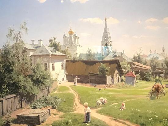 Выставки Василия Поленова и Йоко Оно открылись в Москве в один день