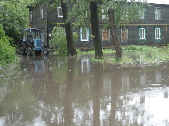 Строительство ливневок в Нижнем Новгороде пройдет по концессии