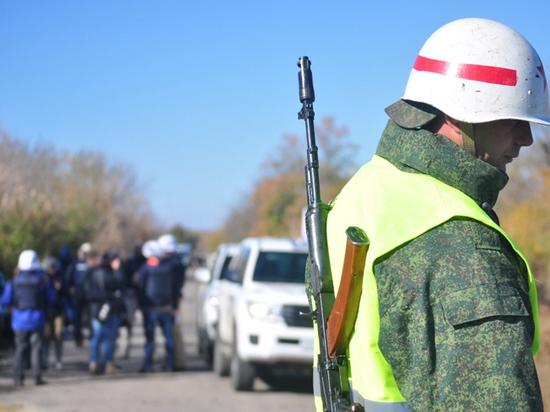 Киев поставил условием выполнения Минска роспуск ДНР и ЛНР