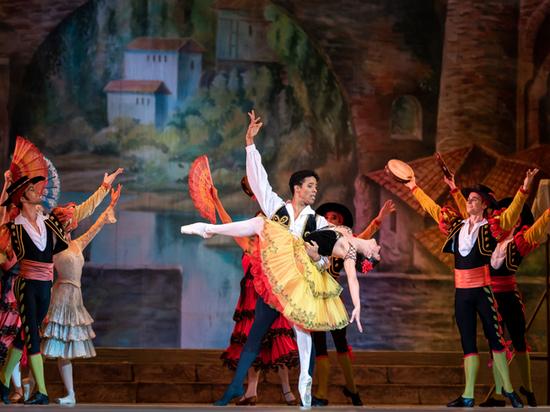 В Кремле засияли балетные звезды