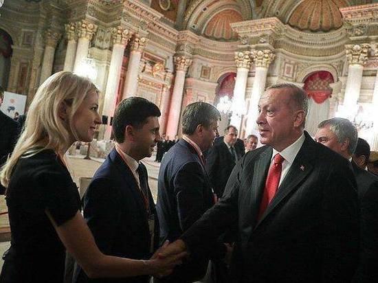 МИД Украины: встреча Эрдогана с крымскими депутатами была случайной