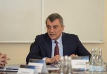 В Приангарье прибыл полпред президента в СФО Сергей Меняйло