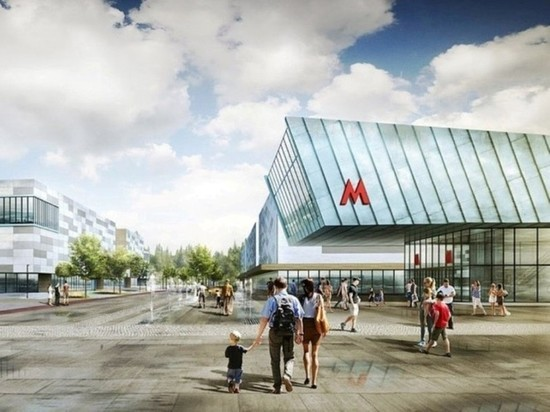 Для станции метро «Спортивная» в Новосибирске снова ищут подрядчика
