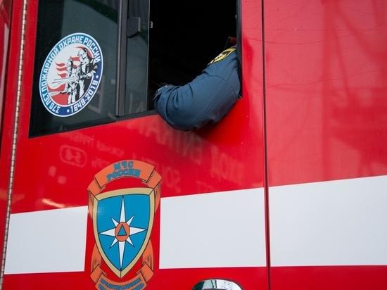 В Тульской области снова горят автомобили и заброшки