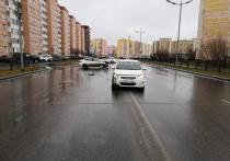 Infiniti сбил пешехода на «зебре» в Тарко-Сале