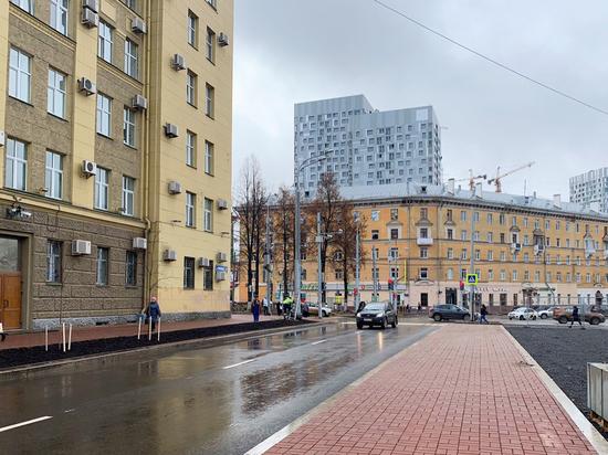 Улица Революции в Перми открыта от Компроса до Сибирской