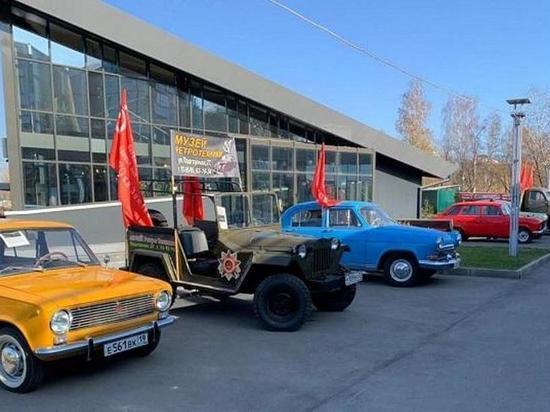 В Иркутске провели автопробег в поддержку губернатора