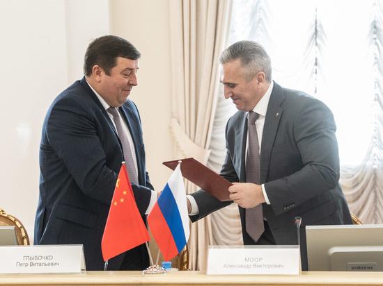 Тюменцы внесли весомый вклад в укрепление российско-китайского партнёрства в области здравоохранения