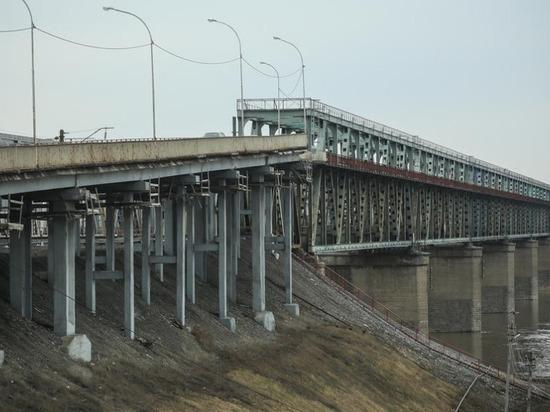 Старый мост в Барнауле отремонтируют за 934 млн рублей