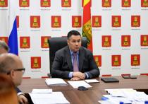 О здоровье и семье: губернатор рассказал премьеру о реализации нацпроектов
