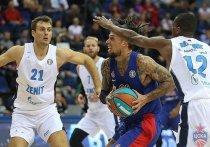 Руководители баскетбольного «Зенита» преуспевают пока лишь в освоении бюджета