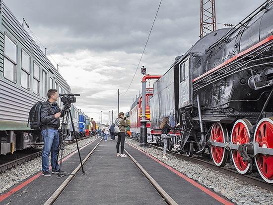 К выставке техники на вокзале «Воронеж-1» добавили экспонаты