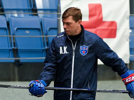 Перерыв на отставку: в СКА уже готовы уволить второго тренера за год