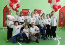 Новый спортзал получили воспитанники ермолинского интерната