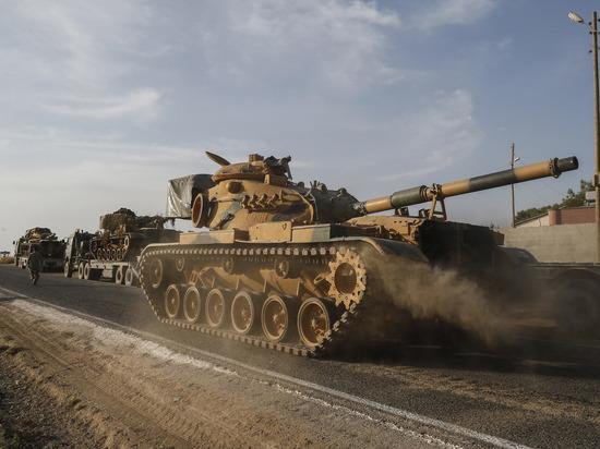 Армии Турции в Сирии несут потери: погибли двое военнослужащих