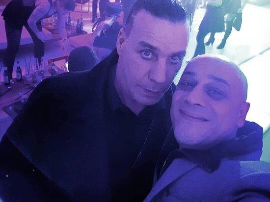 Импресарио Rammstein и Стивена Сигала ударил охранника пристани в Петербурге