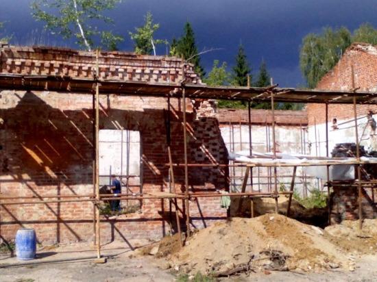 Старинная постройка в Серпухове обретёт вторую жизнь