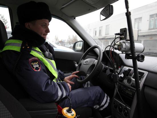 В ГИБДД сообщили о новых устройствах контроля скорости