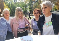 В центре Симферополя началась реконструкция заброшенного сквера