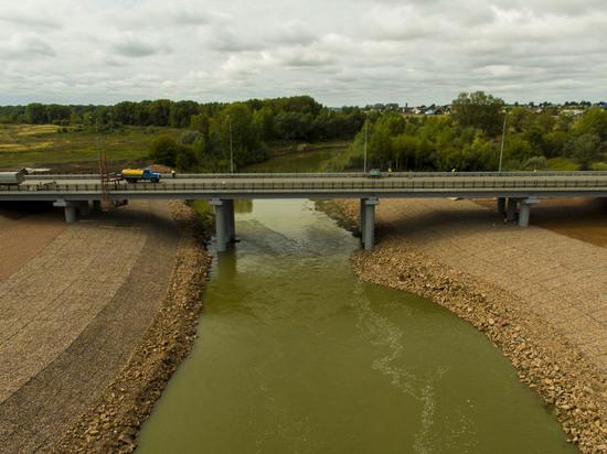 Барнаульская компания «Альянс» строит ключевые мосты Алтая
